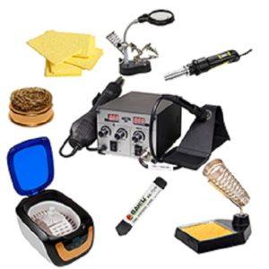 Паяльное, диагностическое оборудование и инструменты